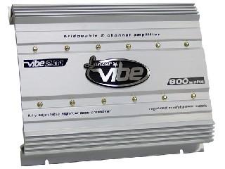 LANZAR CAR AUDIO Car Amplifier VIBE231