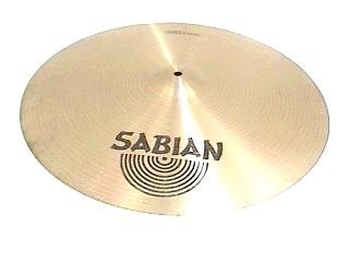 """SABIAN Cymbal B8 20"""" RIDE"""