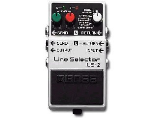 BOSS Effect Equipment LS-2