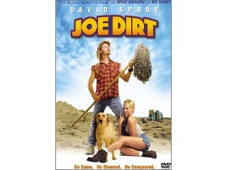 DVD MOVIE DVD JOE DIRT (2001)