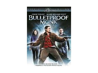 DVD MOVIE DVD BULLETPROOF MONK
