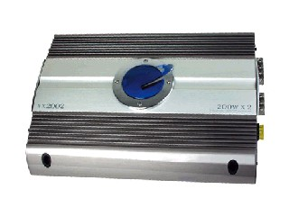 PLANET AUDIO Car Amplifier VX2002