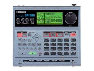 BOSS Drum Machine DR-880 DR. RHYTHM