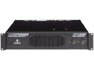 BEHRINGER Amplifier EP1500