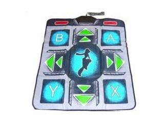NAKI INTERNATIONAL Video Game Accessory DANCE PAD NON-SLIP FOR XBOX
