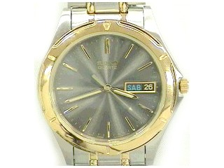 SEIKO Gent's Wristwatch 7N43-6A09