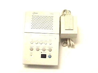 AT&T Answering Machine 1720 DIGITAL ANSWERING MACHINE