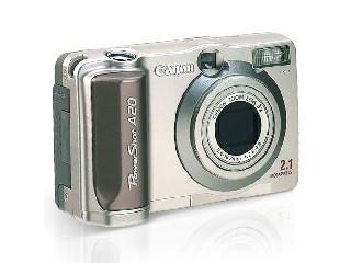 CANON Digital Camera POWERSHOT A20