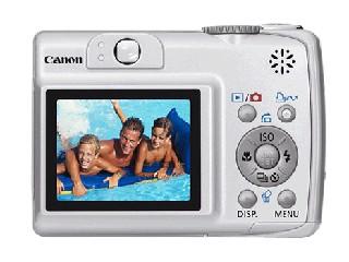 CANON Digital Camera POWERSHOT A550