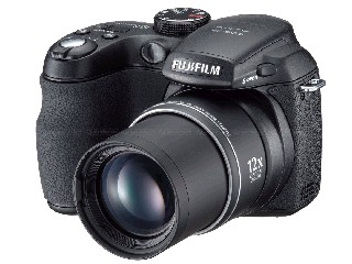 FUJIFILM Digital Camera FINEPIX S1000FD