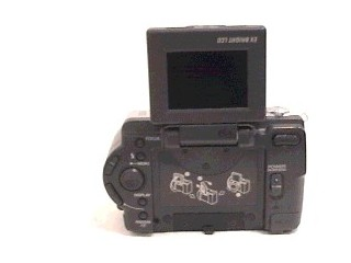 SONY Digital Camera DSC-S30