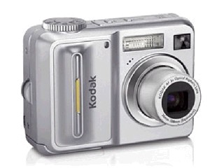 KODAK Digital Camera C653 EASYSHARE