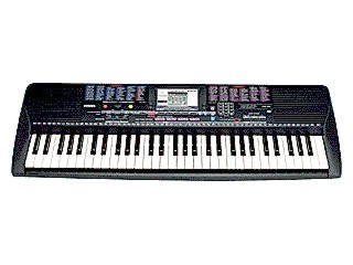 YAMAHA Keyboards/MIDI Equipment PSR-220