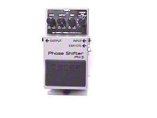 BOSS Effect Equipment PH3 PHASE SHIFTER