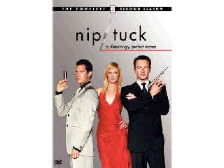 DVD MOVIE DVD NIP TUCK THE COMPLETE SECOND SEASON
