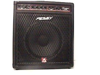 peavey electric guitar amp basic 112 as is for parts or not working capitol city pawn. Black Bedroom Furniture Sets. Home Design Ideas