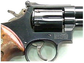 SMITH & WESSON Revolver 19-5