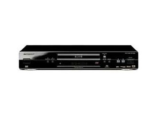 PIONEER ELECTRONICS DVD Player DV-45A AUDIO MULTI-CHANNEL SACD DVD VIDEO PLAYER