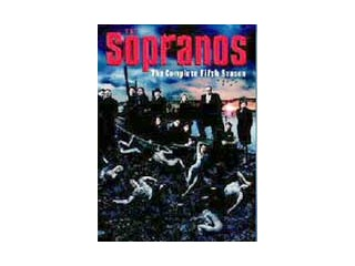 DVD MOVIE DVD THE SOPRANOS: THE COMPLETE FIFTH SEASON