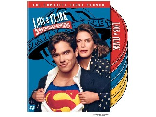 DVD MOVIE DVD LOIS & CLARK THE NEW ADVENTURE OF SUPERMAN