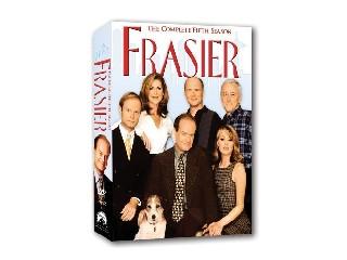 DVD MOVIE DVD FRASIER-THE COMPLETE FIFTH SEASON (1993)
