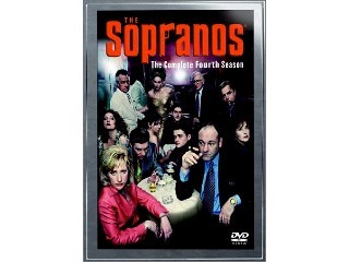DVD MOVIE DVD THE SOPRANOS THE COMPLETE FOURTH SEASON