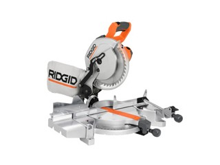 RIDGID Miter Saw MS1065LZ