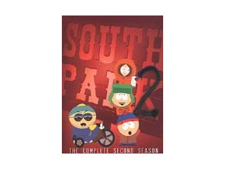 DVD MOVIE DVD SOUTH PARK-THE COMPLETE SECOND SEASON (2003)
