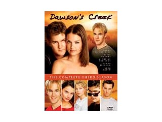 DVD MOVIE DVD DAWSONS CREEK-THIRD SEASON