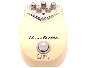 DANELECTRO Effect Equipment DADDY-O