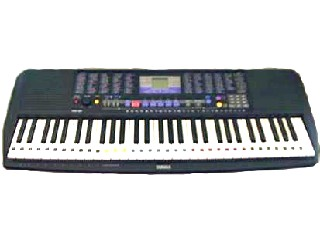 YAMAHA Keyboards/MIDI Equipment PSR-190