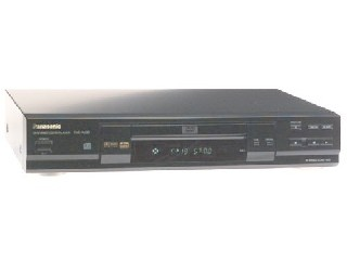 PANASONIC DVD Player DVD-RV30