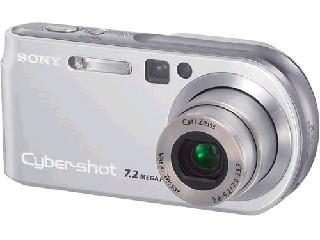 SONY Digital Camera DSC-P200