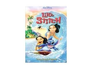 DVD MOVIE DVD LILO & STITCH (2002)
