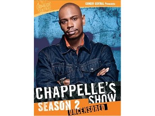 DVD MOVIE DVD DAVE CHAPPELLES SEASON 2 (2005)