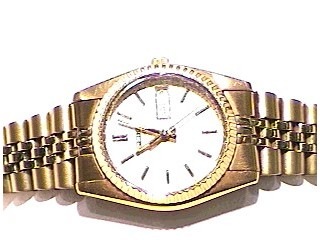 SEIKO Lady's Wristwatch 7N83-0041