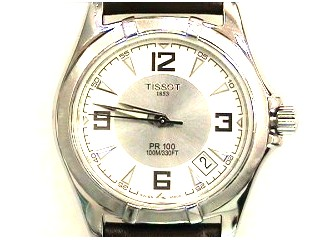TISSOT Men's Wristwatch 1853