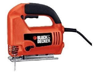 BLACK & DECKER Jig Saw JS305