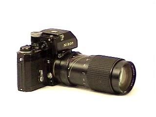 NIKON Film Camera F
