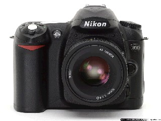 NIKON Digital Camera D50