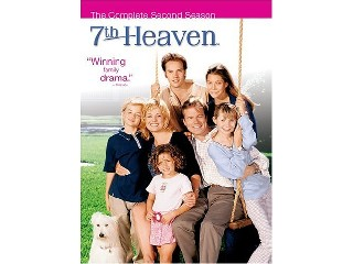 DVD MOVIE DVD 7TH HEAVEN: THE COMPLETE SECOND SEASON (1996)