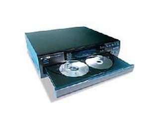 KENWOOD CD Player & Recorder CD-204