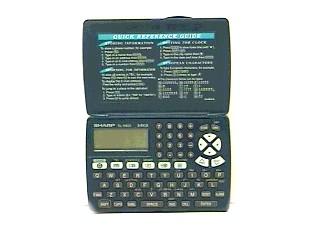 SHARP PDA EL-6800