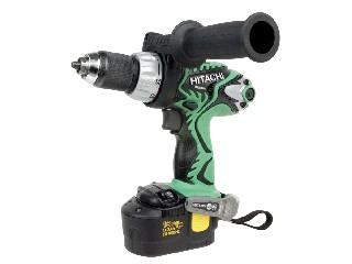 HITACHI Cordless Drill DS18DMR