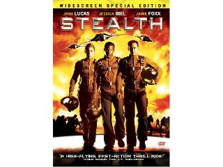 DVD MOVIE DVD STEALTH (WIDESCREEN 2005)