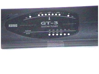 KORG Electronic Instrument GT-3