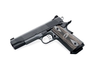 KIMBER Pistol TACTICAL CUSTOM 2