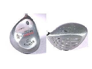 CALLAWAY Fairway - Hybrid BIGGEST BIG BERTHA DRIVER