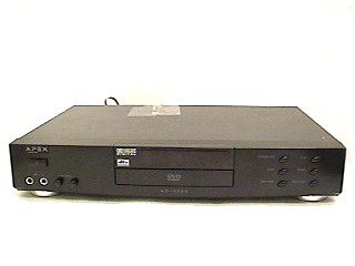 APEX DVD Player AD-600A