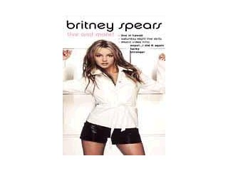 DVD MOVIE DVD BRITNEY SPEARS: LIVE AND MORE (2000)
